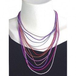 Color Chain Necklace