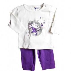 Baby Tracksuit Purple