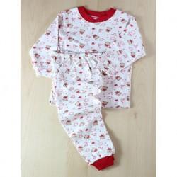 Baby Pajamas Red