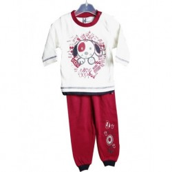 Tracksuit Baby Red