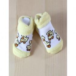 Bebek Çorabı Sarı