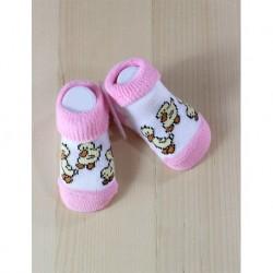 Bebek Çorabı Pembe