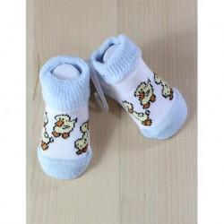 Bebek Çorabı Mavi