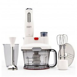 Homend functionall 2802 Food Processor White