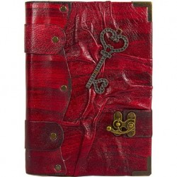 Leather Clad Switchgear Red Big Book