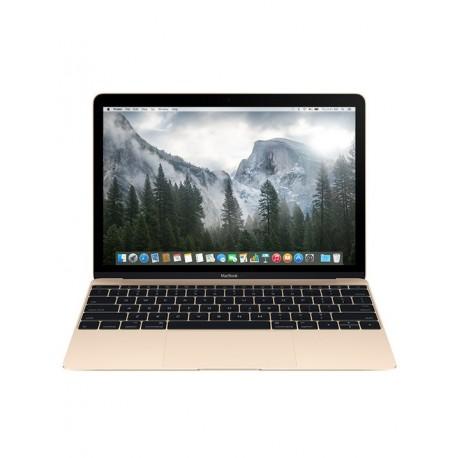Apple MacBook 12'' 1,1GHZ/8GB/256GB Altın Rengi