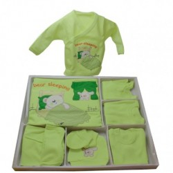 Hospital Outlet Green 11 Piece Set For Babies
