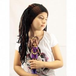 Saç Bandı Monster High Clowden Özel Tasarım