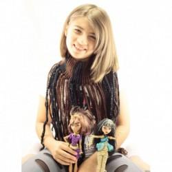 Boyunluk ve Saç Bandı Monster High Clowden Özel Tasarım