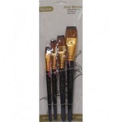 Fırça Seti 4'lü Artist Brushes