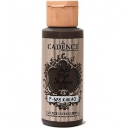 Cadence Fabric Dye F-628 Cocoa 59ml