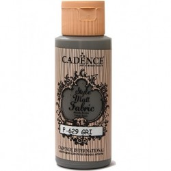 Cadence Fabric Painting F-629 Gray