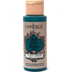 Cadence Fabric Painting F-619 Turquoise