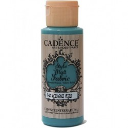 Cadence Fabric Painting F-622 Outdoor Sea Green 59ml