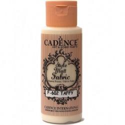 Cadence Kumaş Boyası F-602 Taffy 59ml