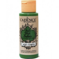 Cadence Fabric Painting F-632 Lawn 59ml