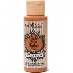 Cadence Fabric Painting F-607 Open Coral 59ml