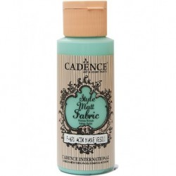 Cadence Fabric Finish F-621 Outdoor Mint Green