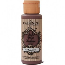 Cadence Fabric Painting F-614 Ashley Rose 59ml