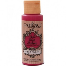 Cadence Fabric Finishing F-612 Fusia 59ml
