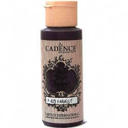 Cadence Fabric Painting F-615 Blackberry 59ml