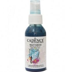 Cadence Sprey Kumaş Boyası 1114 Petroleum Blue