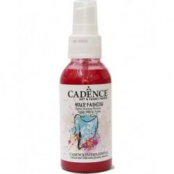 Cadence Sprey Kumaş Boyası 1106 Crimson Kırmızı 100ml