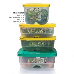 Tupperware Greenhouse Set 3