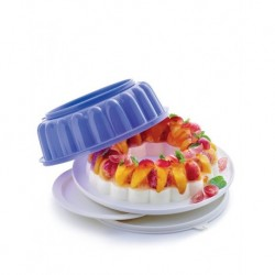 Tupperware Princess Taj Pie Mold