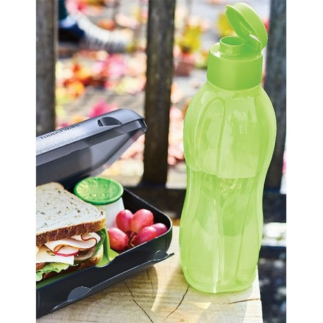 Tupperware Eco Bottle Neon Colored 750ml