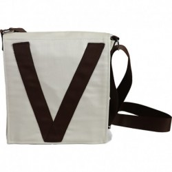 Ve Design Postman's Bag V Shaped