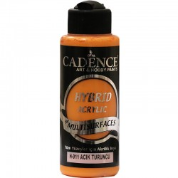 Cadence For All Surfaces H-011 Outdoor Orange