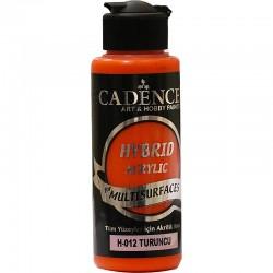 Cadence Tüm Yüzeyler İçin H-012 Turuncu