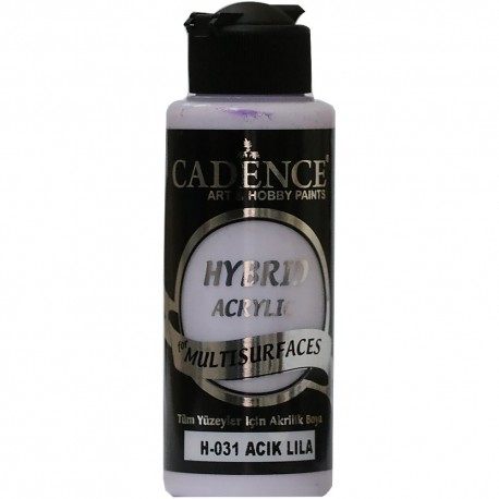 Cadence For All Surfaces H-031 Clear Lilac