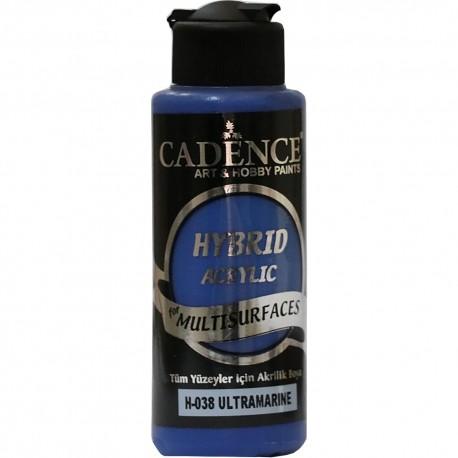 Cadence Tüm Yüzeyler İçin H-038 Ultramarine