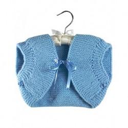 Bebek Yeleği Mavi İncili
