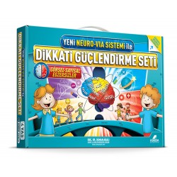 Attention Strengthening Set Age 4