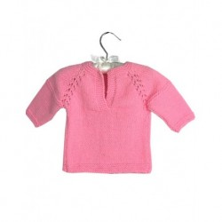 Baby Jumper In Pink