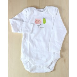 F-F Baby Girl Long Sleeve Badia 3
