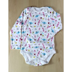 F-F Baby Girl Long Sleeve Badia 4