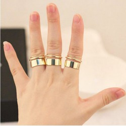 Plain Ring Set
