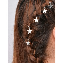 Star-Shaped Hair Cube
