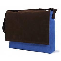 And Design Postman Jeans Bag