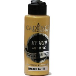 Cadence Metallic Paint for All Surfaces HM-800 Gold