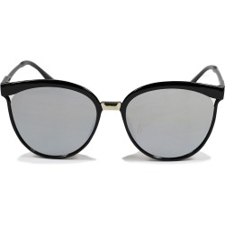 Cat Model Gothic Steampunk Black Framed Retro Vintage Sun Glasses