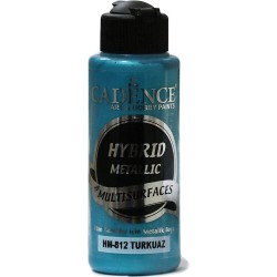 Cadence Metallic Paint for All Surfaces HM-812 Turquoise