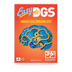 Easy DGS Dikkat Güçlendirme Seti