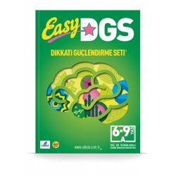 Easy DGS Attention Strengthening Kit 6-9 Age A