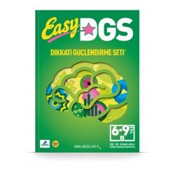 Easy DGS Dikkat Güçlendirme Seti 6-9 Yaş B