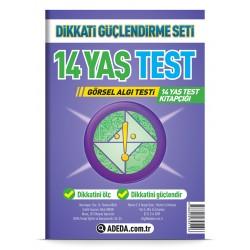 Görsel Algı Testi 14 Yaş Test Kitapçığı